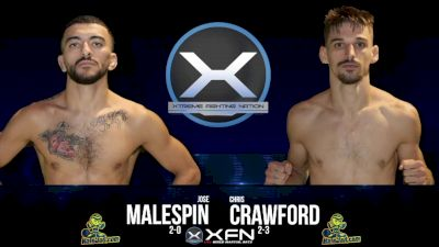 125: Jose Malespin vs Chris Crawford