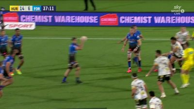 Du'Plessis Kirifi with a Try vs Western Force