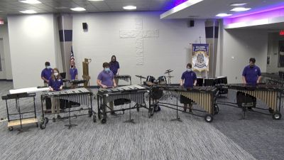 Elder High School Indoor Percussion Ensemble - A Long Winter - PSCA