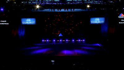 Cheer Athletics - Plano - Leopards [2021 L2 Junior - Small Finals] 2021 The Summit