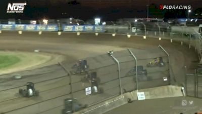 Highlights | USAC Midgets Saturday at Kokomo Speedway