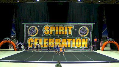Amistad Eagles All Stars - Purple Reign - Junior Pl4stics [L3 Senior Coed] 2021 Spirit Celebration Halloween Challenge