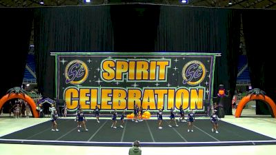 Valley All-Stars - Infinity - Rangerettes [L3 Junior] 2021 Spirit Celebration Halloween Challenge