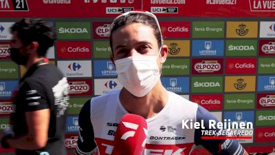 Kiel Reijnen Knows Flanders World Championships And Paris-Roubaix Will Bring Out Great Racing