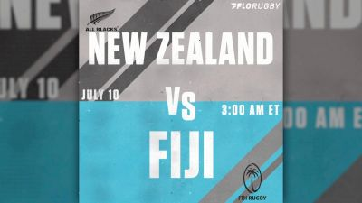 All Blacks Ready For Fiji