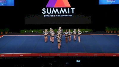 Iconic All Stars - Black Diamonds [2021 L4 Senior Coed - Small Semis] 2021 The D2 Summit