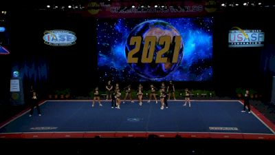 Uknight Training Center - Royals [2021 L6 Senior Open Large Coed Finals] 2021 The Cheerleading Worlds