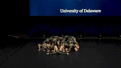 University of Delaware [2021 Division I Jazz Finals] 2021 UCA & UDA College Cheerleading & Dance Team National Championship