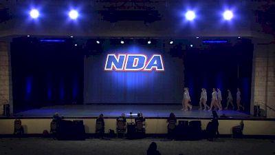 Dance Fusion [2021 Senior Small Contemporary/Lyrical] 2021 NDA All-Star National Championship