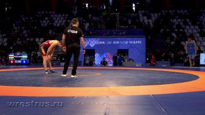 70 kg Quarterfinal, Chermen Valiev vs MAgomed Aliev