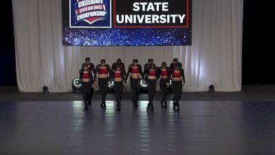 Idaho State University - The Bengal Dancers [2021 Team Performance Division I Prelims] 2021 NCA & NDA Collegiate Cheer & Dance Championship