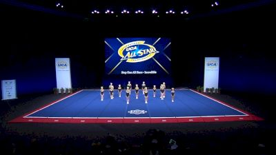 Step One All Stars - Incredible [2021 L2 Youth - Small Day 1] 2021 UCA International All Star Championship