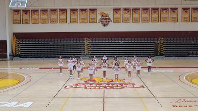 Cal State University Dominguez Hills [Virtual Open Dance Game Day Semi Finals] 2021 UCA & UDA College Cheerleading & Dance Team National Championship
