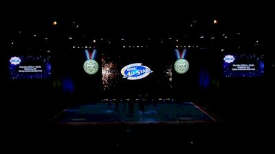 Step One All Stars - Flashy [2021 L4 Junior - Small Day 2] 2021 UCA International All Star Championship