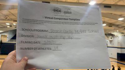 Decatur County Middle School [Junior High - Hip Hop] 2021 UCA & UDA March Virtual Challenge