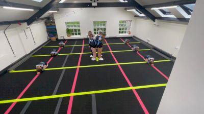 Osprey Cheerleading Academy - Pearl [L1 - U17] 2021 Virtual JAMfest Europe