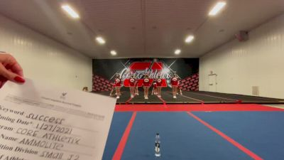 Core Athletix - Ammolite [L2 Junior - Small] 2021 Athletic Championships: Virtual DI & DII