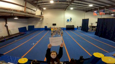 Upper Moreland Cheerleading Association - Mayhem [L1 Performance Recreation - 12 and Younger (NON)] 2021 Varsity Recreational Virtual Challenge III
