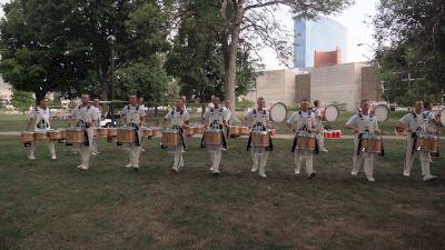 Cadets 2021 Drumline | Finals Week