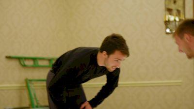 Jack Mueller And Luke Pletcher Workout