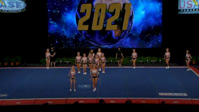 Diamonds All Stars - BOMBSHELLS [2021 L6 Senior XSmall All Girl Finals] 2021 The Cheerleading Worlds