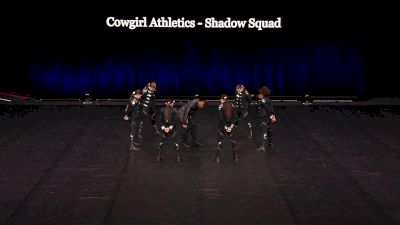 Cowgirl Athletics - Shadow Squad [2021 Junior Coed Hip Hop - Small Finals] 2021 The Dance Summit