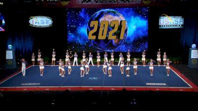 Spirit of Texas - Royalty [2021 L6 Senior Medium Coed Finals] 2021 The Cheerleading Worlds