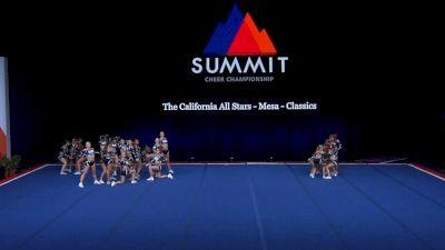 The California All Stars - Mesa - Classics [2021 L4 Senior - Small Finals] 2021 The Summit
