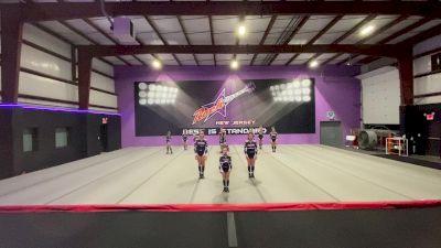 Rockstar Cheer New Jersey - Salt-N-Pepa - Salt-N-Pepa [L3 Junior - Small] Varsity All Star Virtual Competition Series: Event IV