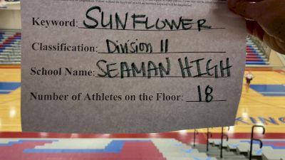 Seaman High School [Division II Dance] 2020 KSHSAA Game Day Spirit Virtual Showcase