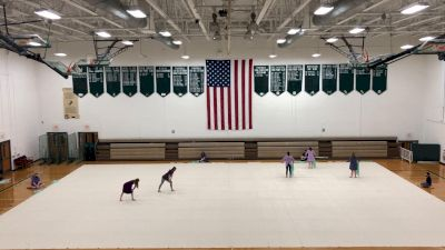 West Perry Middle School Winterguard - High Hopes