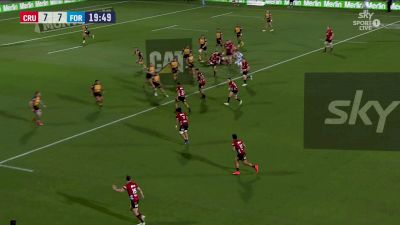 Will Jordan with a Spectacular Try vs Western Force