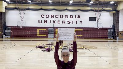 Concordia University [Virtual Jazz Open Prelims] 2021 NCA & NDA Collegiate Cheer & Dance Championship