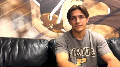 Ben Vanadia Didn't Think About Wrestling In College Until Coaches Reached Out To Him