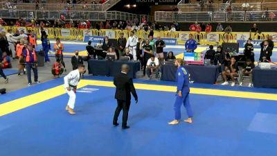 Gustavo Batista vs Adam Wardzinski, Heavyweight Final, 2021 IBJJF Pan Championship