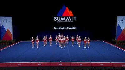 Core Athletix - Obsession [2021 L4.2 Senior Coed - Small Finals] 2021 The Summit