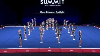 Cheer Extreme - Raleigh - SSX [2021 L4.2 Senior - Medium Wild Card] 2021 The Summit
