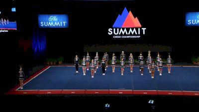 Cheer Athletics - Columbus - AlphaCats [2021 L5 Senior Coed - Large Semis] 2021 The Summit