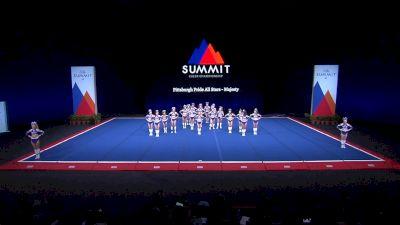 Pittsburgh Pride All Stars - Majesty [2021 L4 Senior - Small Semis] 2021 The Summit
