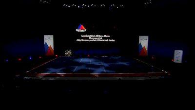Louisiana Rebel All Stars - Honor [2021 L1 Junior - Small Semis] 2021 The Summit