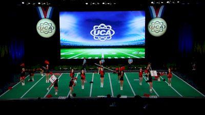 Chaparral High School [2021 Medium Game Day Div I Semis] 2021 UCA National High School Cheerleading Championship