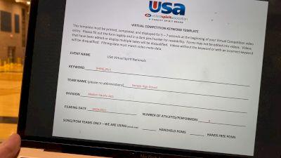 Verrado High School [Varsity - Jazz Prelims] USA Spirit & Dance Virtual National Championships