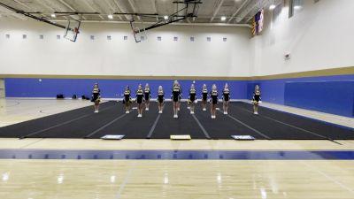 Sandra Day O'Connor High School [Varsity Show Cheer Advanced] USA Spirit & Dance Virtual National Championships