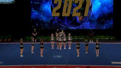 Rain Athletics - Downpour [2021 L6 Senior XSmall Coed Finals] 2021 The Cheerleading Worlds