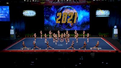 Cheers & More - Lady Respect [2021 L6 Senior Open Finals] 2021 The Cheerleading Worlds