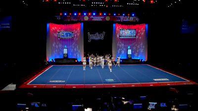 Cheer Extreme - Raleigh - XKO Knockout [2021 L6 International Open Large Coed Semis] 2021 The Cheerleading Worlds