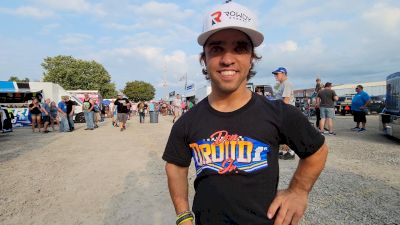 Rico Abreu On The Magic Of Knoxville
