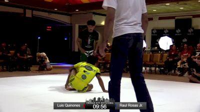 Luis Quinones vs Raul Rosas Jr. Emerald City Invitational Event #2