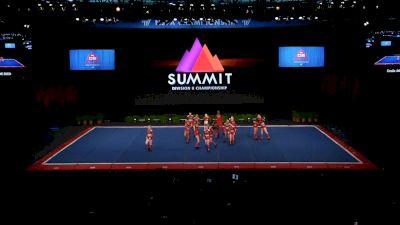 Ocala Athletix - CODE RED [2021 L3 Senior Coed - Small Wild Card] 2021 The D2 Summit