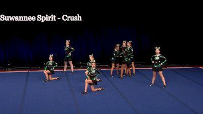 Suwannee Spirit - Crush [2021 L4.2 Senior - Small Finals] 2021 The D2 Summit